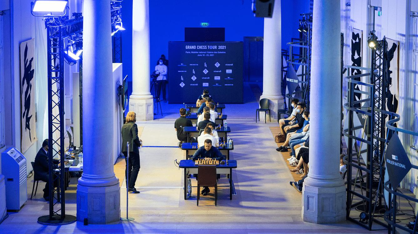 Firouzja Turns 18 As Paris Rapid & Blitz Grand Chess Tour Gets Underway
