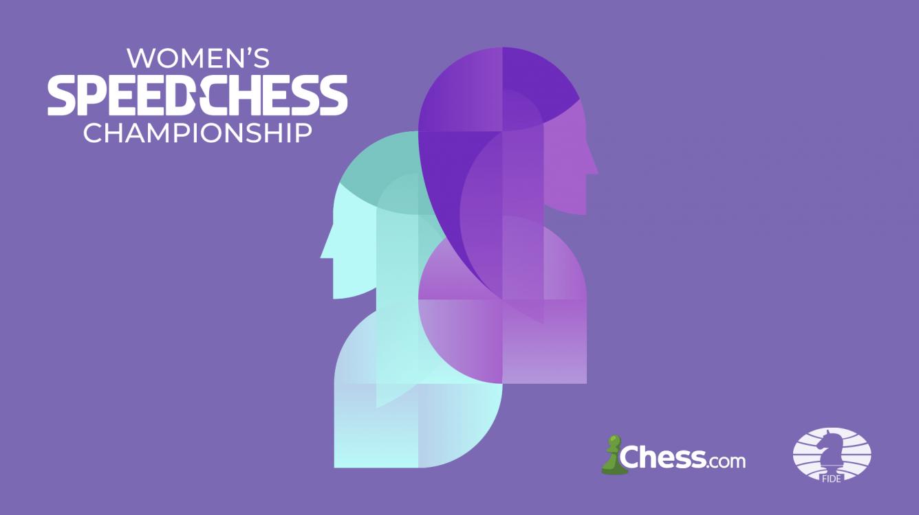 Women's Speed Chess Championship: Lei Tingjie, Anna Muzychuk Advance