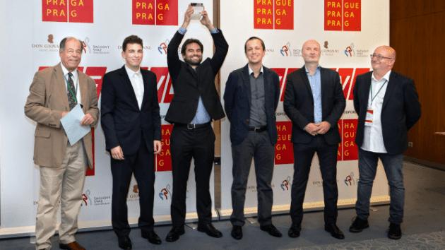 Sam Shankland gewinnt das Prag Masters mit einer Leistung von 2900