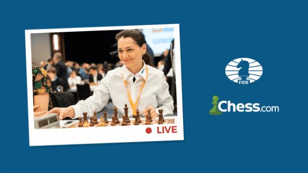 Chess.com acquiert les droits de diffusion des principaux événements de la FIDE jusqu'en 2023