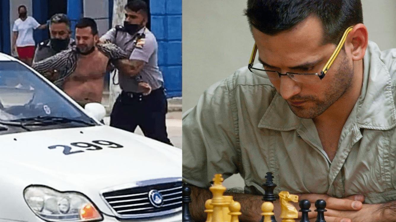 Kasparov, Dominguez Speak Out As Arrested Cuban GM Starts Hunger Strike