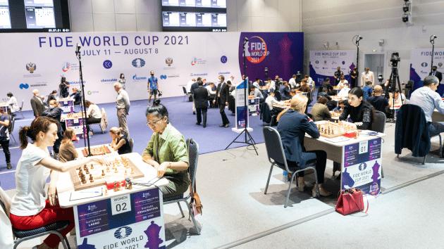 FIDE World Cup: Dzagnidze, Goryachkina Force Tiebreaks; Harikrishna Out
