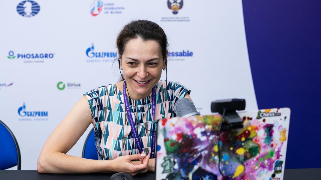 Кубок мира по шахматам: блестящая атака Костенюк