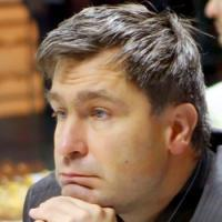 Ivanchuk v Navara Match Underway