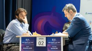 FIDE World Cup R5.2: Shankland, Vidit Through
