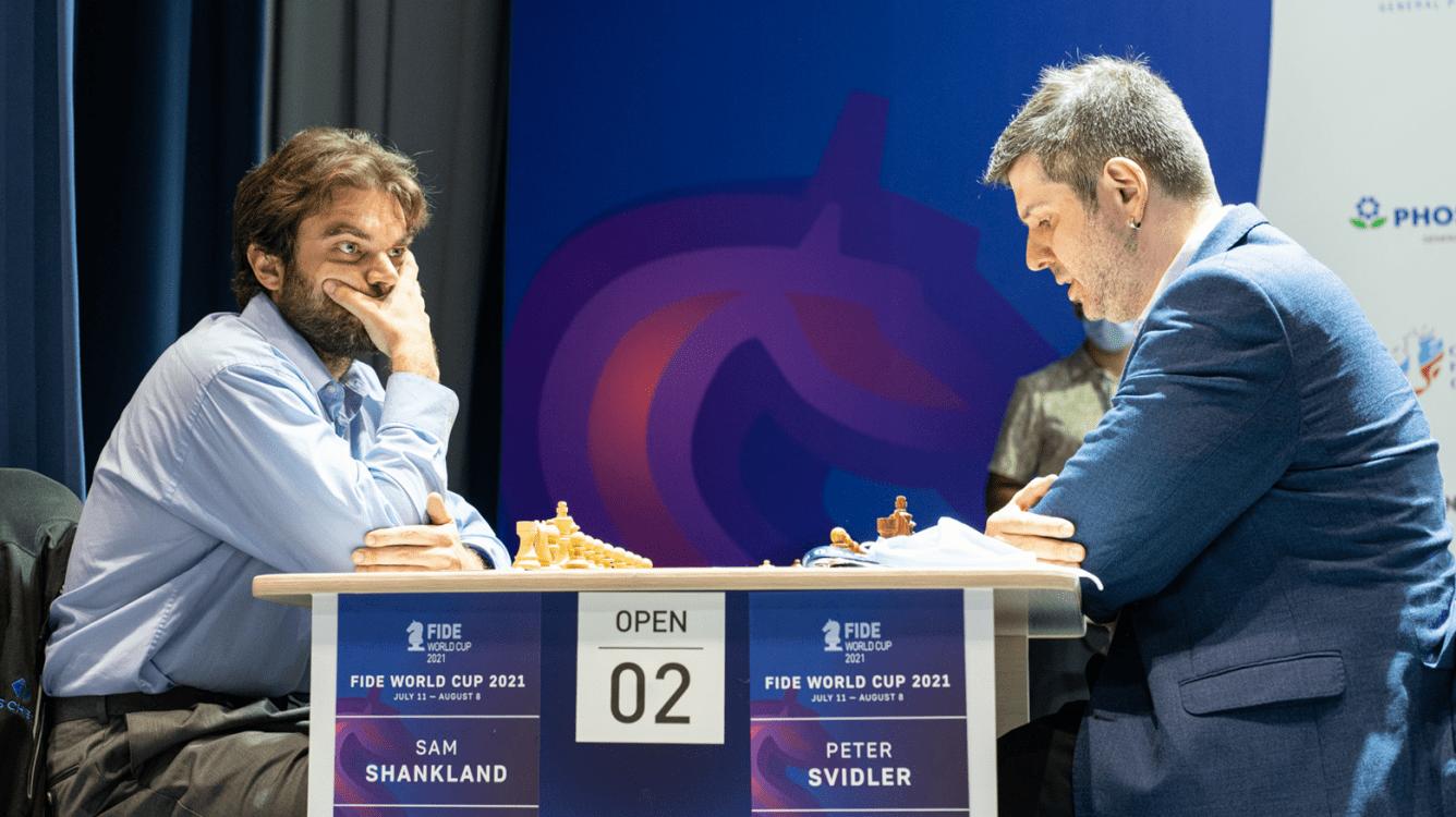 Кубок мира по шахматам: Свидлер и Лагно выбывают