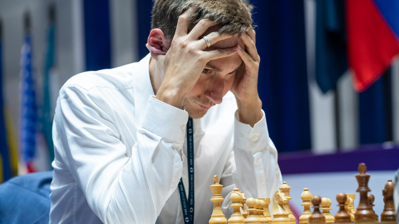 Кубок мира по шахматам: Карякину нужна только победа