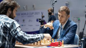 FIDE World Cup R6.2: Carlsen, Duda, Fedoseev Through; Karjakin Strikes Back