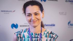 FIDE World Cup R7.2: Kosteniuk Wins Women's Cup, Karjakin Reaches Final