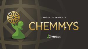 Chess.com Announces Chemmys Awards