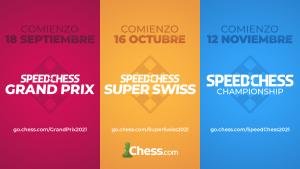 Regresa el Speed Chess Championship de Chess.com en el 2021