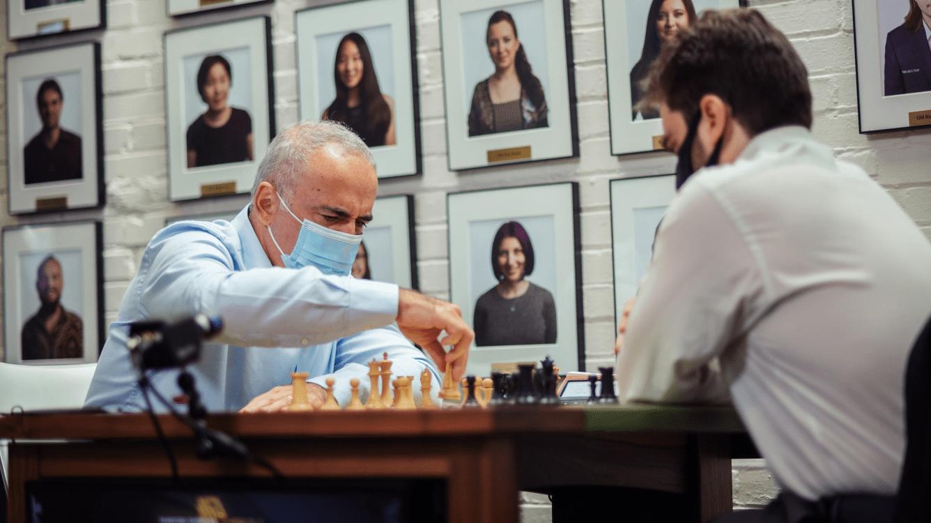Каспаров: Слухи о моей шахматной смерти были преувеличены!