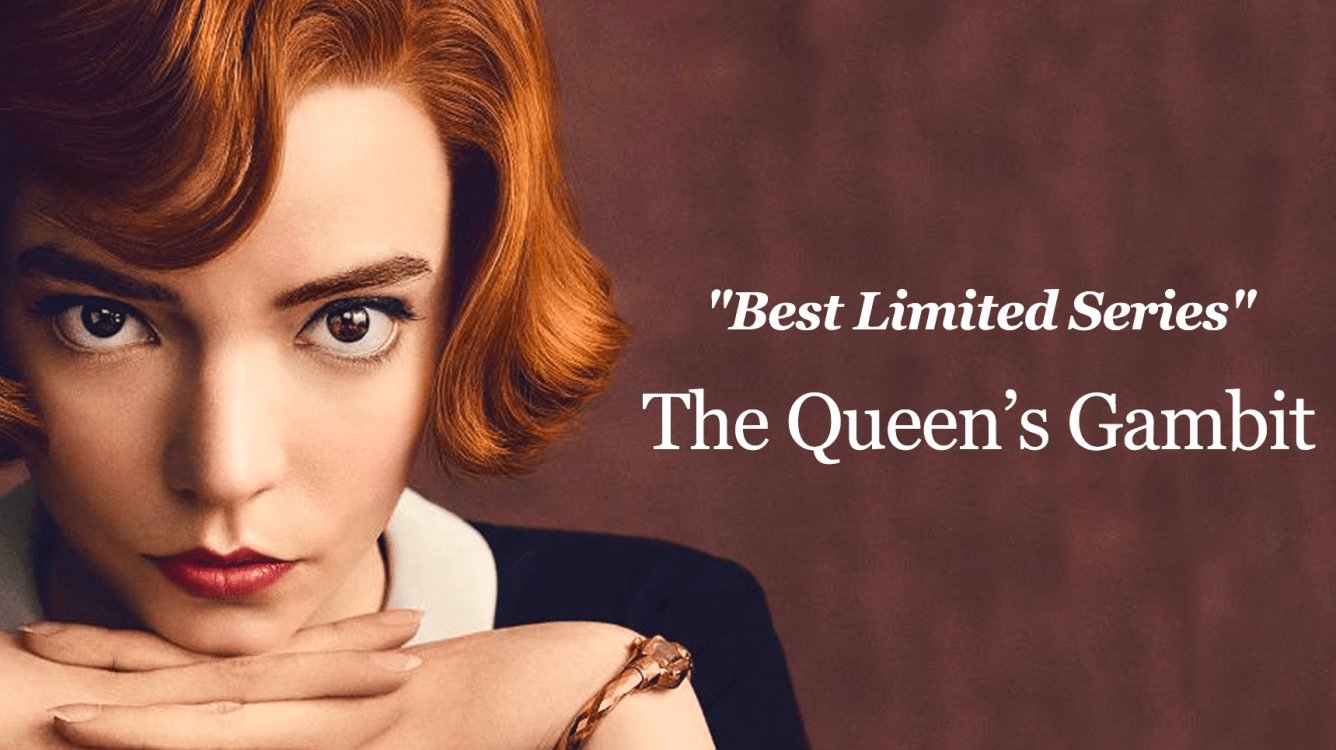 'The Queen's Gambit' Wins 11 Emmys Including Best Limited Series