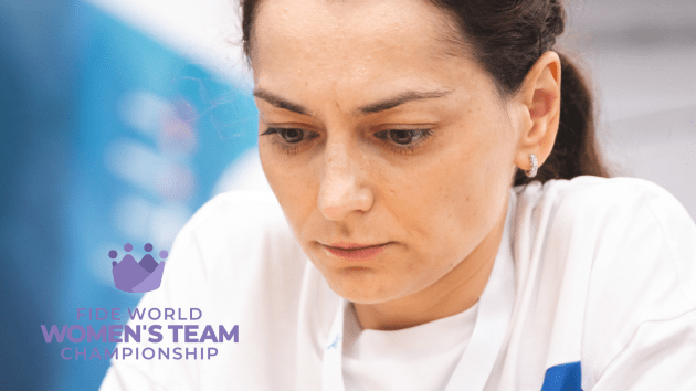 FIDE World Women's Team Championship R1-2: Brilliant Start By Favorite Russia