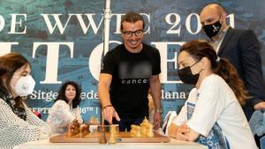FIDE announces breast implant company as sponsor of Women's World Championship