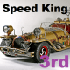 Congratulations! You have won 3rd place in the Speed King #228 - Very fast players 3(2)->1 U1600 tournament with an overall record of 16-4-2.