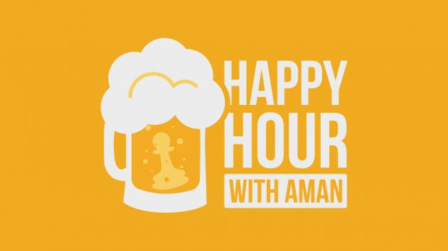 Hambleton's Happy Hour!