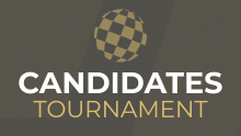 FIDE Candidates Coverage Presented by GRIP6