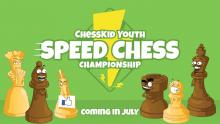 Youth Speed Chess Championship - Finals - Chen vs Zverev