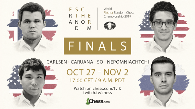 FIDE World Fischer Random Chess Championship Final