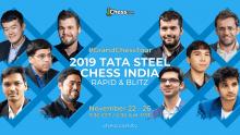 Tata Steel Rapid and Blitz