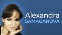 Chess with Alexandra Samaganova