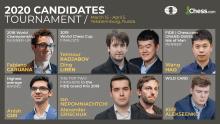 Candidates Tournament Round 1