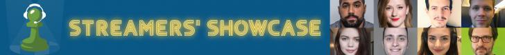 Streamers' Showcase