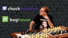 Bughouse with chuckmoulton