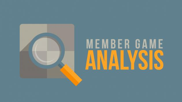 Member Game Analysis