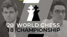 World Championship with IM Rensch and GM Hess