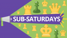 Sub Saturday with GM Eric Hansen