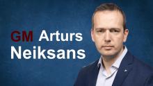 Chess with GM Arturs Neiksans