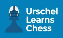 John Urschel learns chess!