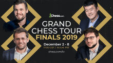 GCT Finals: London Chess Classic