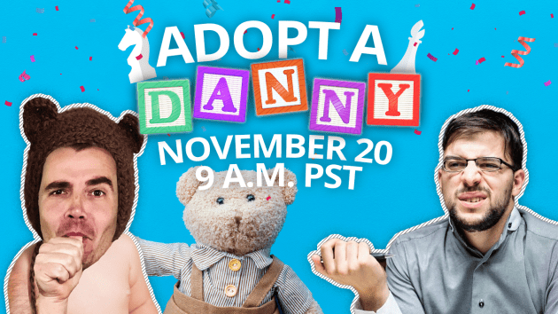 Adopt-a-Danny