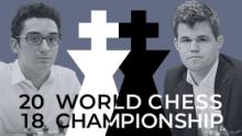 World Championship Tie-Break with IM Rensch and GM Hess