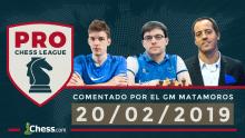 PRO Chess League Battle Royale