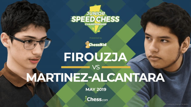 Junior Speed Chess Championship