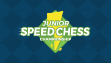 Junior Speed Chess Championship: Maghsoodloo vs. Xiong/Gledura