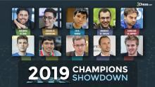 Champions Showdown #4 con Luisón y Matamoros