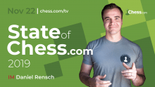 The State of Chess.com with IM Danny Rensch