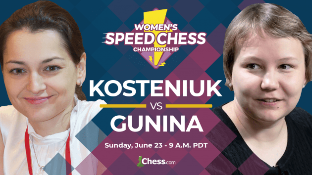Women's Speed Chess Championship