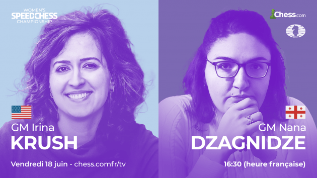 Women's Speed Chess Championship