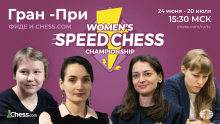Гран-При Чемпионата ФИДЕ и Chess.com по скоростным шахматам