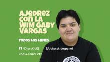 Ajedrez con la WIM Gaby Vargas por ChessKid