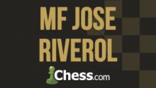 MF José Riverol - Torneo Interclubes Online 2021 - Serie B.