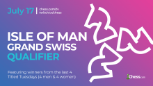 FIDE Grand Swiss Isle of Man Qualifier