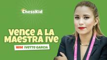 Vence a la Maestra Ive por ChessKid
