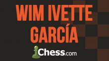 WIM Ivette García & WCM Bitia Cruz - Torneo Bitia Chess